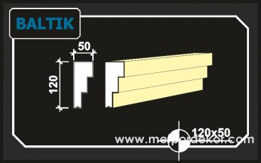 baltık denizlik modeli 12cm x 6cm