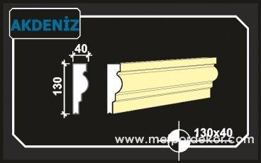 akdeniz denizlik modeli 13cm x 40cm